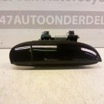 Deurgreep Rechts Voor Hyundai i10 F5 2011-2013 Kleur Zwart MZH