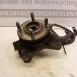 PWR/R Fusee Wielnaaf Rechts Voor Hyundai i10 F5 2011-2013