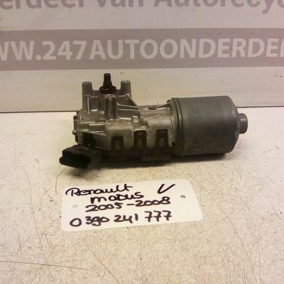 0 390 241 777 Ruitenwissermotor Voorzijde Renault Modus 2005-2008