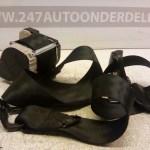 532114 Veiligheidsgordel Rechts Achter Renault Twingo 2 2011 Kleur Zwart