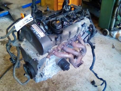 Motor Volkswagen Polo 9 N3 1.4 16V (BKY) 178938 KM