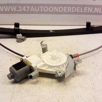 Raammechanisme Rechts Elektrisch Nissan Micra K12 3 Deurs (2009) 2 Polig