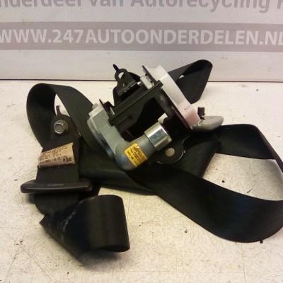 T89334T Veiligheidsgordel Links Voor Mazda 5 CR19 Kleur Zwart