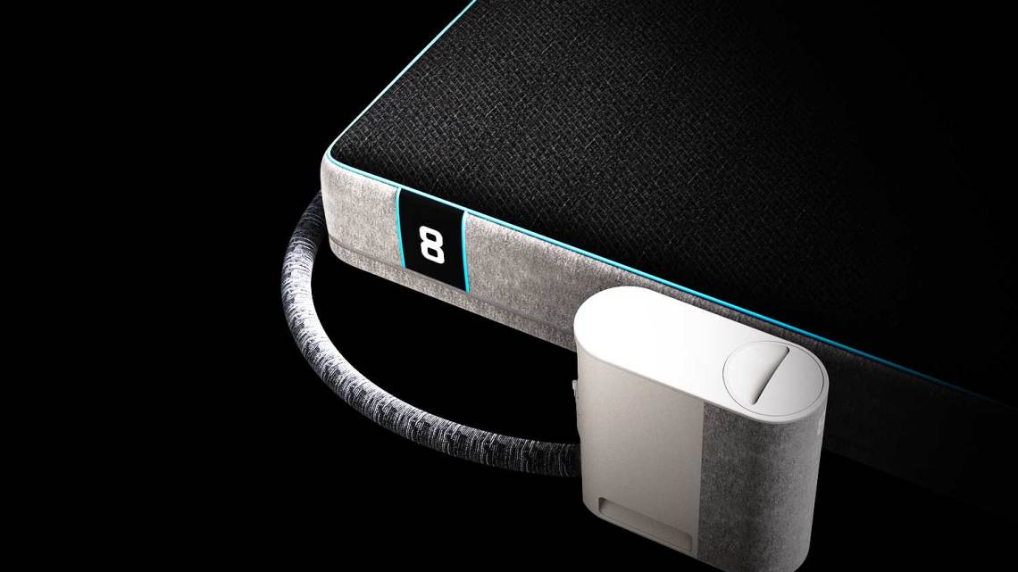 Eight Sleep unveils The Pod, a bed that's smarter about temperature