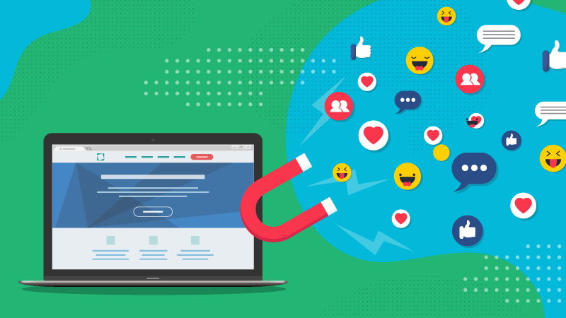 How to maximize social media traffic to your site