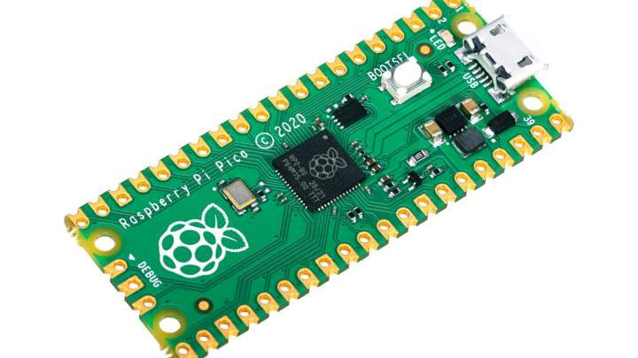 Raspberry Pi Foundation launches $4 microcontroller with custom chip