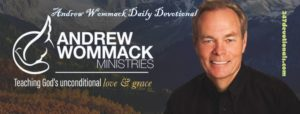 Andrew Wommack's Devotional 23 March 2018