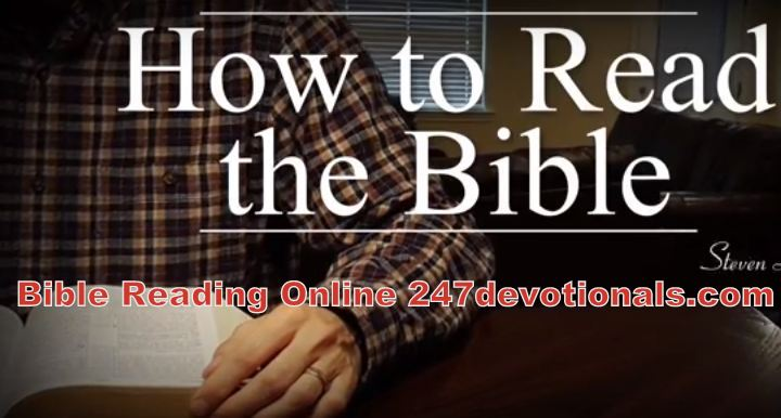 Bible Reading Online