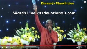 Dunamis Live SundayTESTIMONY AND THANKSGIVING (25-03-201