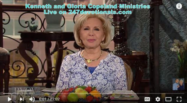 Gloria Copeland Devotional