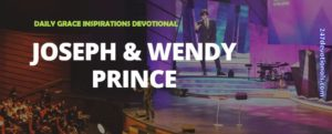 DAILY GRACE INSPIRATIONS Joseph Prince 9 March 2018