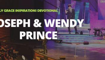 Joseph Prince Inspirations Devotional 3 April 2018