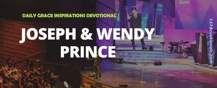 Daily Grace Devotionals 17 March 2018 By Joseph Prince