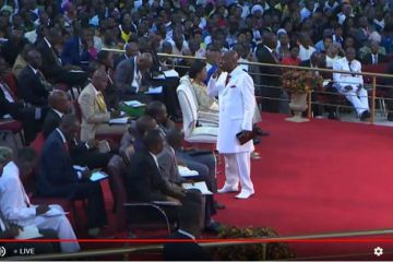 Live Streaming Winners Covenant Day of Fruitfulness (18/03/2018)