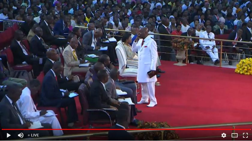 Sermons By David Oyedepo