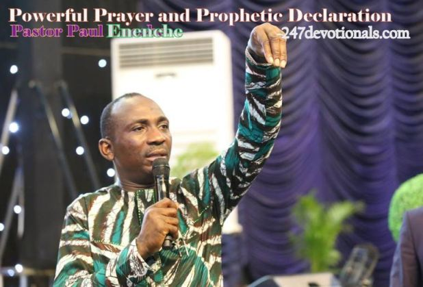 Prayer Points by Pastor Paul Enenche