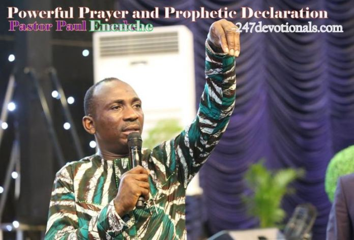 Seed Of Destiny Devotional Today 24th May 2018