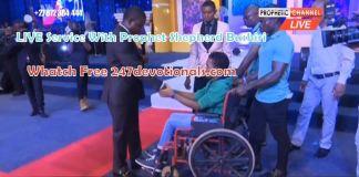 LIVE Sunday Service With Prophet Shepherd Bushiri
