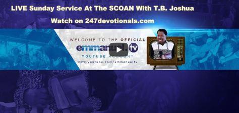 TB JOSUHA LIVE STREMING SERVICE