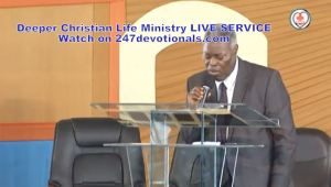 Live Streaming Deeper Life Heirs of His Kingdom -Easter Sunday Final Day