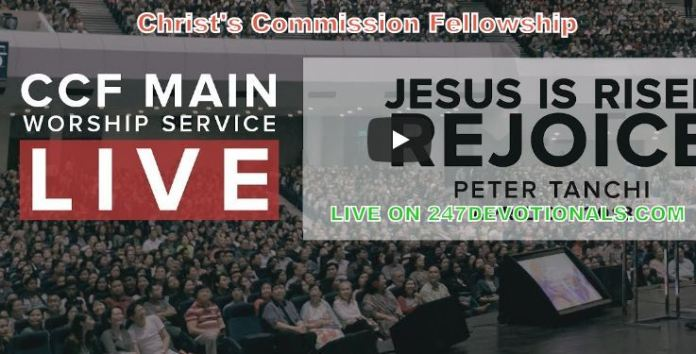 stream Christ's Commission Fellowship