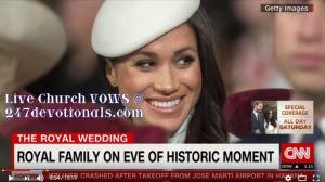 Church Vows Harry and Meghan Markel Royal Wedding