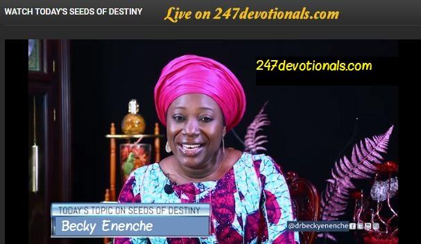 Watch Dunamis Seed of Destiny Devotonal online