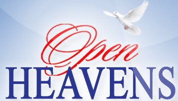 Image result for open heaven feasts
