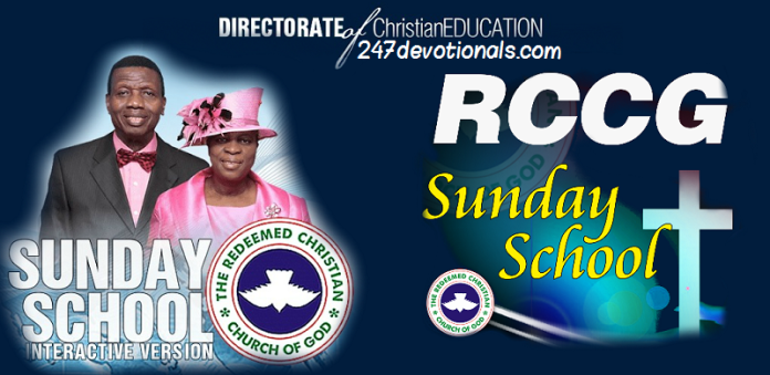 247devotiona RCCG-Sunday-School-Manual