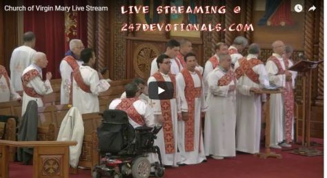 Catholic Church Live Streaming