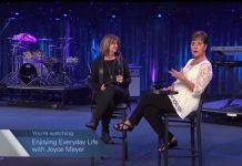 Joye Meyer Teaching Series