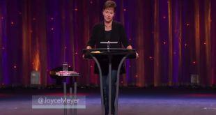 Misses Joyce Meyer