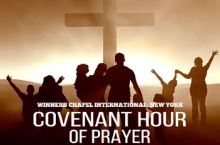 Covenant Hour of Prayer