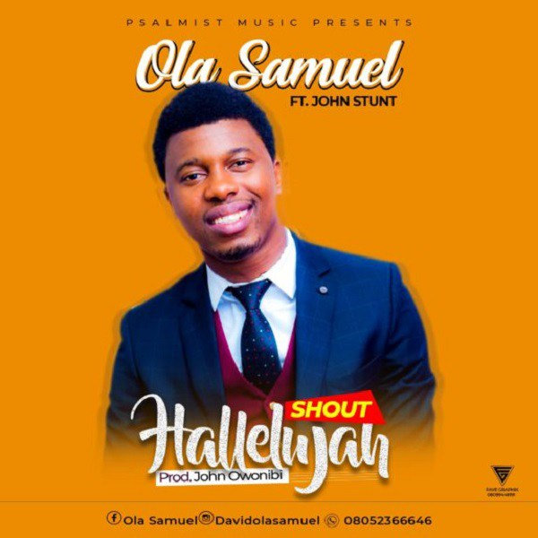 Download Gospel AUDIO: Shout Hallelujah