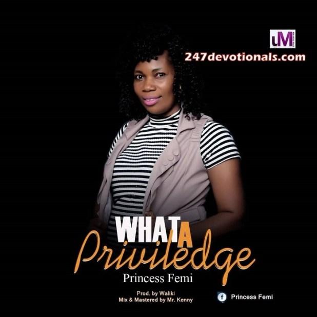 Free Gospel Mp3 Download Princess Femi