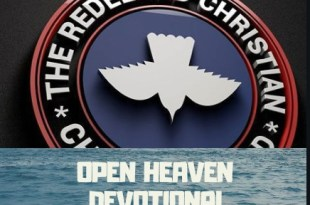 Open heaven devotion