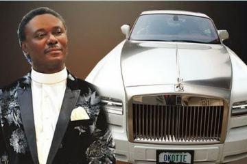 Rev Chris Okotie 2019 Presidency