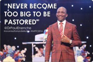 Seeds of Destiny Pastor Paul Enenche