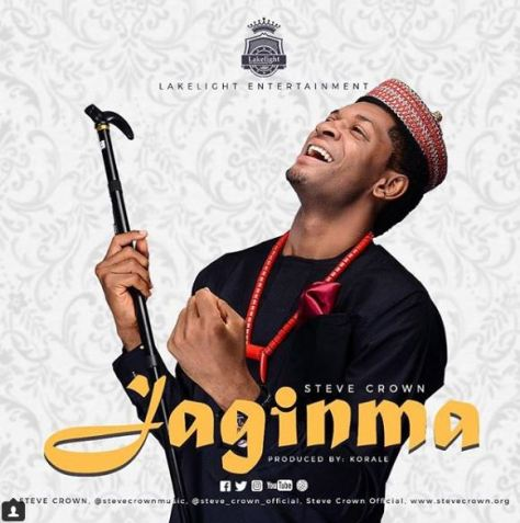 Music + Lyrics: Steve Crown – Jaginma