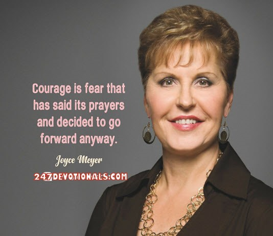 Joyce Meyer Devotional 2 August 2019