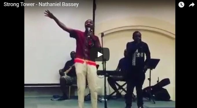 Download Strong Tower Jesus by Nathaniel Bassey