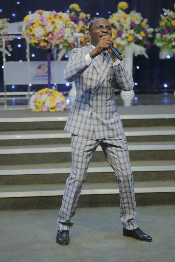 Dr Paul Enenche IMFFC2018DAY 1 EVENING SESSION
