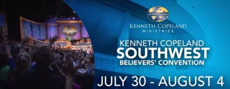 KCM South West convention 2018 Kenneth Copeland