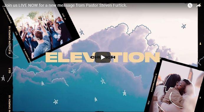 Live Broadcast Elevation Church Online
