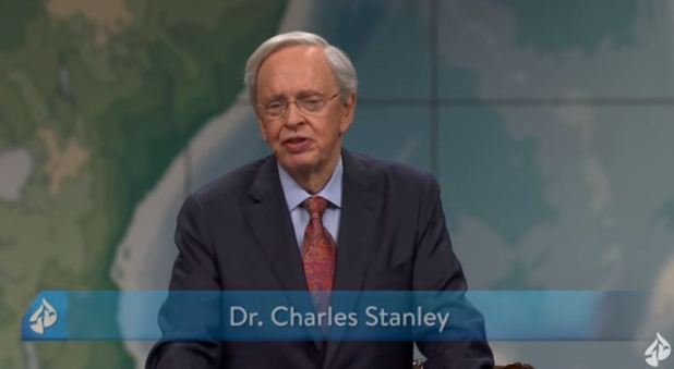 In touh sermons with Dr Charles Stanley