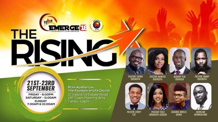 Live Stream Emerge Leadership Conference 2018 247devotionals.com