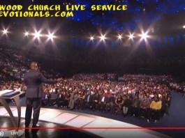 Lakewood Church 7 PM Service