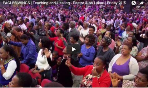 Live Stream 247devotionals.com Pastor Alph Lukau Teaching and Healing Friday