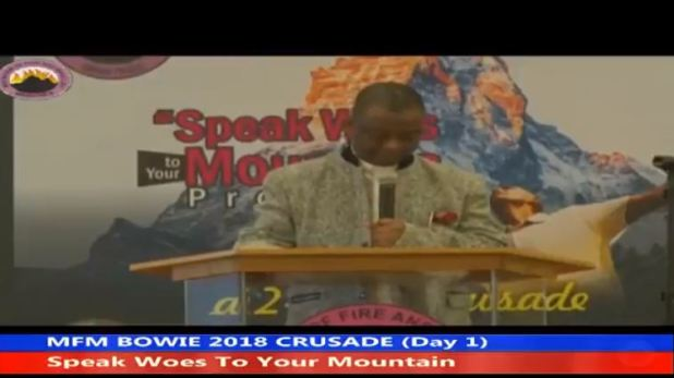 MFM BOWIE 2018 Crusade Live streaming 247devotionals.com