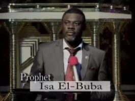 Prophet Isa Elbuba